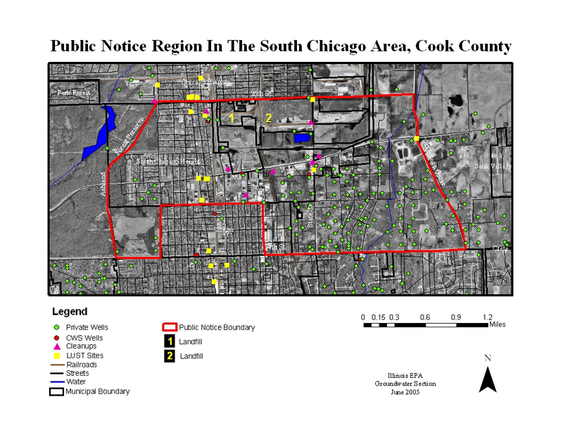 South Chicago Wells